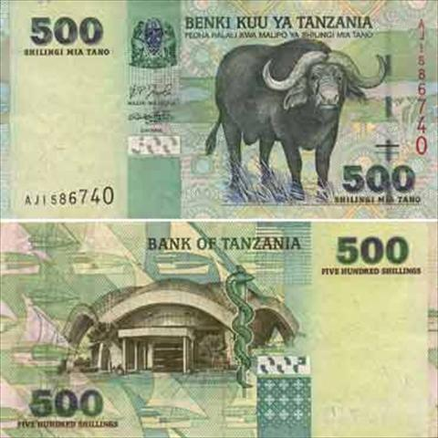 Tanzanian Shilling Africa Africa News And Information Community